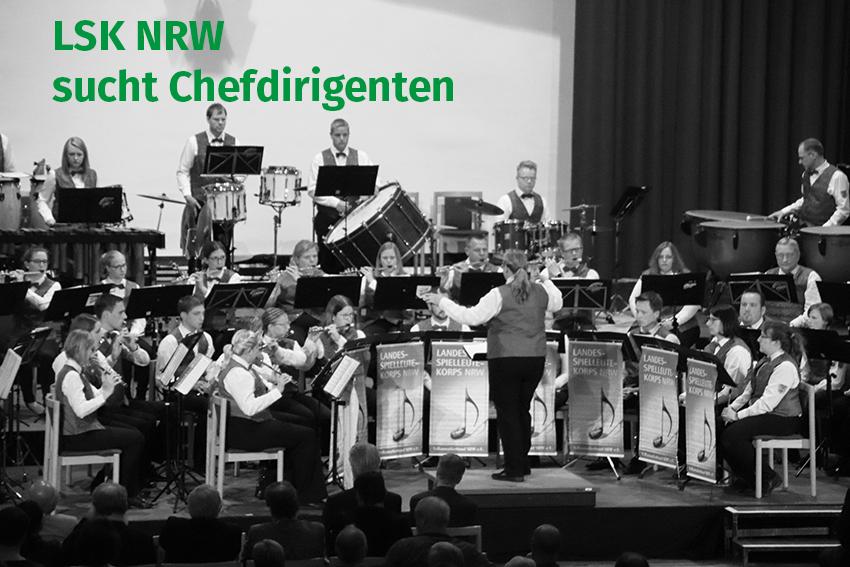 Landesspielleute-Korps NRW sucht Chefdirigenten Volksmusikerbund NRW